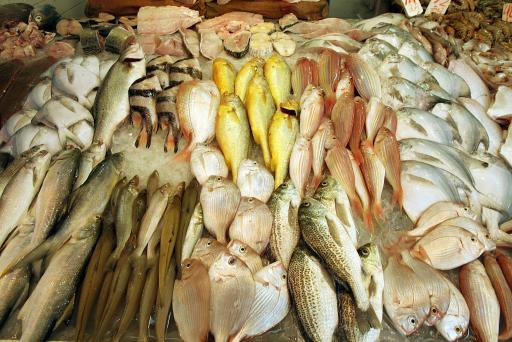 HONG KONG-HEALTH-FOOD-FISH